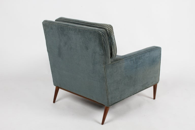 Paul McCobb Model 302 Mid-Century Modern Lounge or Club Chair for Directional For Sale 1