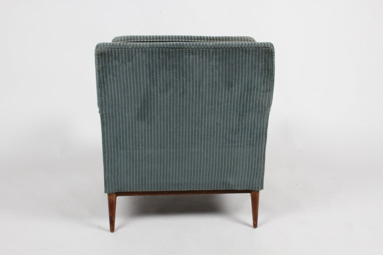 Paul McCobb Model 302 Mid-Century Modern Lounge or Club Chair for Directional For Sale 3