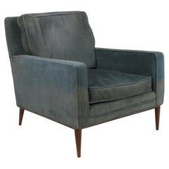 Paul McCobb Model 302 Mid-Century Modern Lounge or Club Chair for Directional