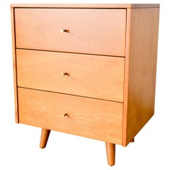 Paul McCobb Planner Group 3-Drawer Cabinet, circa 1960