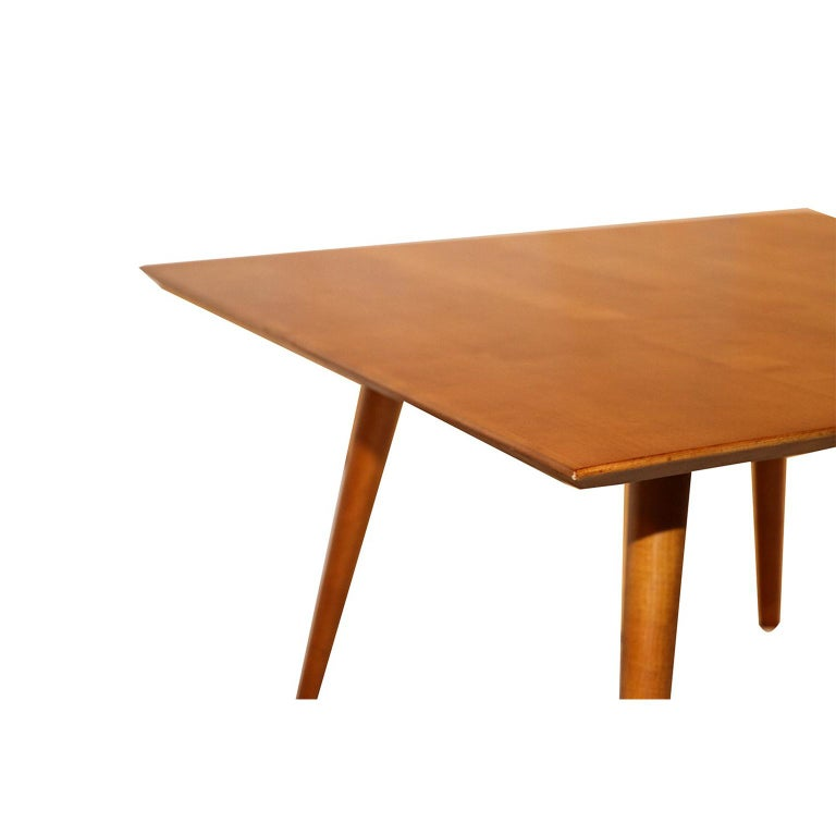 Paul McCobb Planner Group Coffee Table In Good Condition For Sale In Baltimore, MD