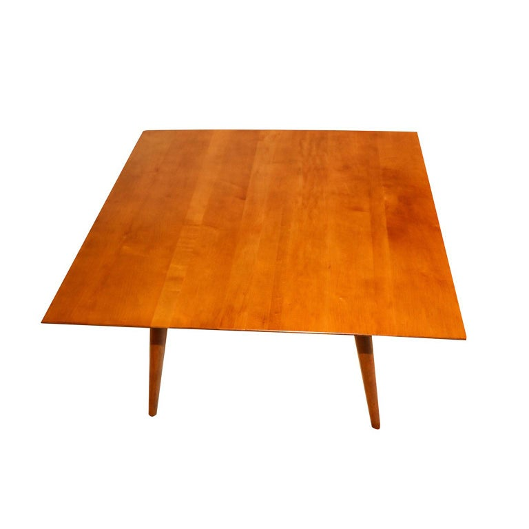 Mid-20th Century Paul McCobb Planner Group Coffee Table For Sale