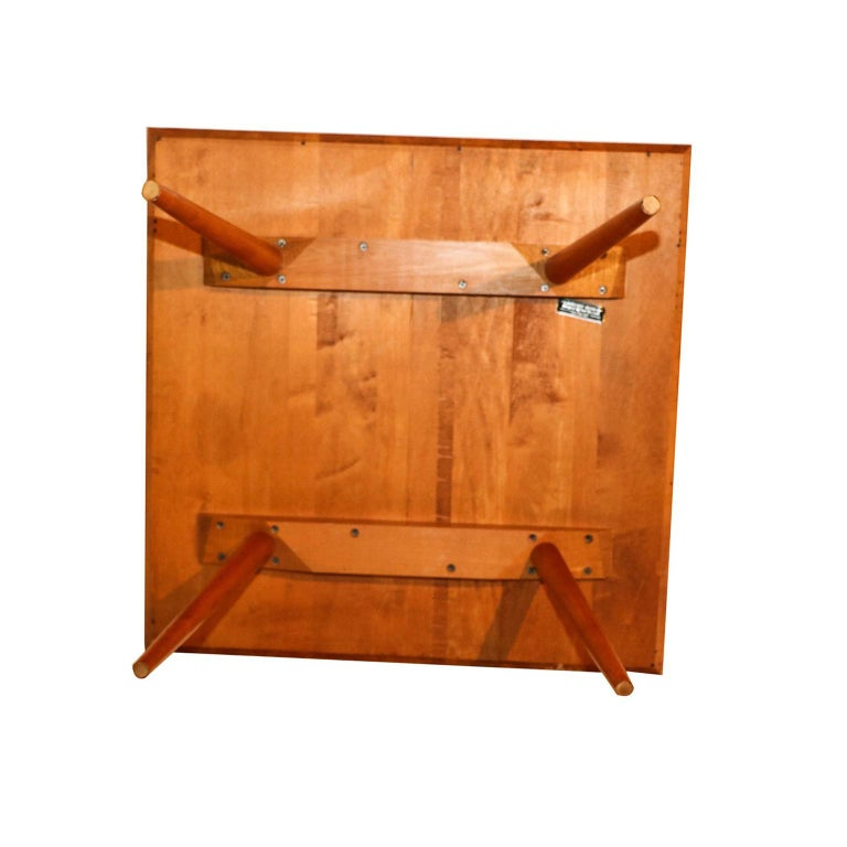 Maple Paul McCobb Planner Group Coffee Table For Sale
