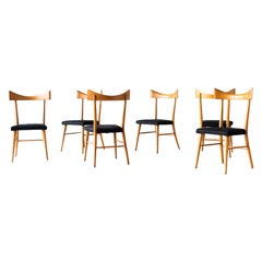 Paul McCobb Planner Group Dining Chairs for Winchendon Furniture