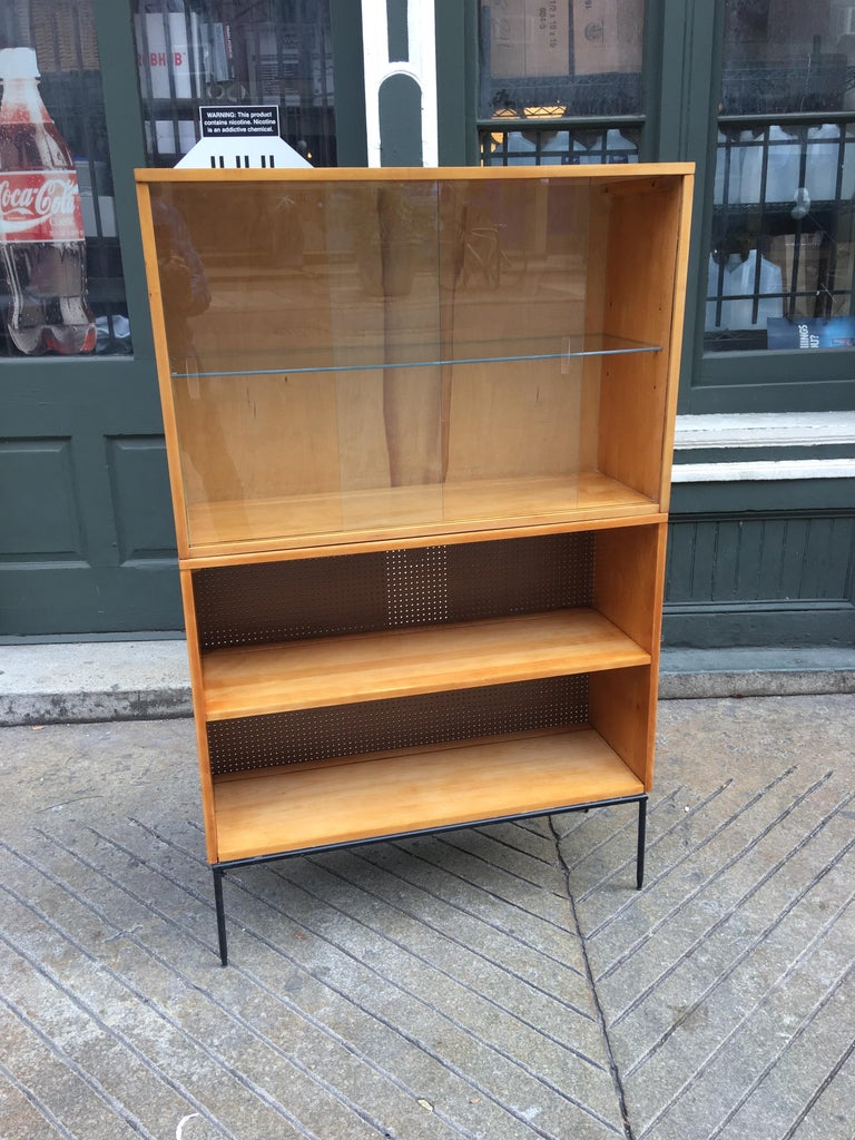 Paul McCobb Planner Group for Winchendon 3 Piece Bookcase For Sale 5