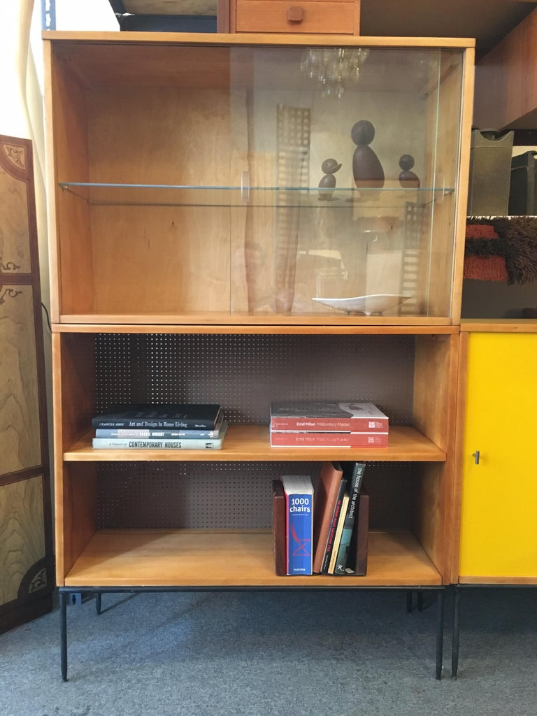 Paul McCobb Planner Group for Winchendon 3 Piece Bookcase For Sale 8