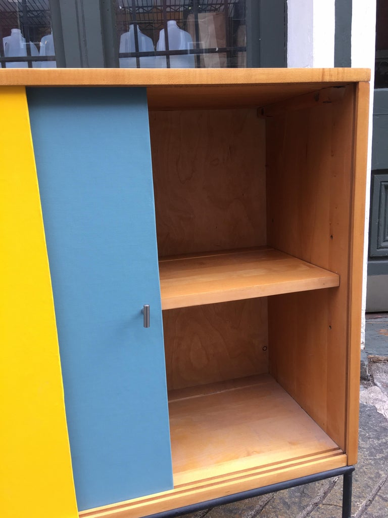 Paul McCobb Planner Group for Winchendon 3 Piece Bookcase In Good Condition For Sale In Philadelphia, PA