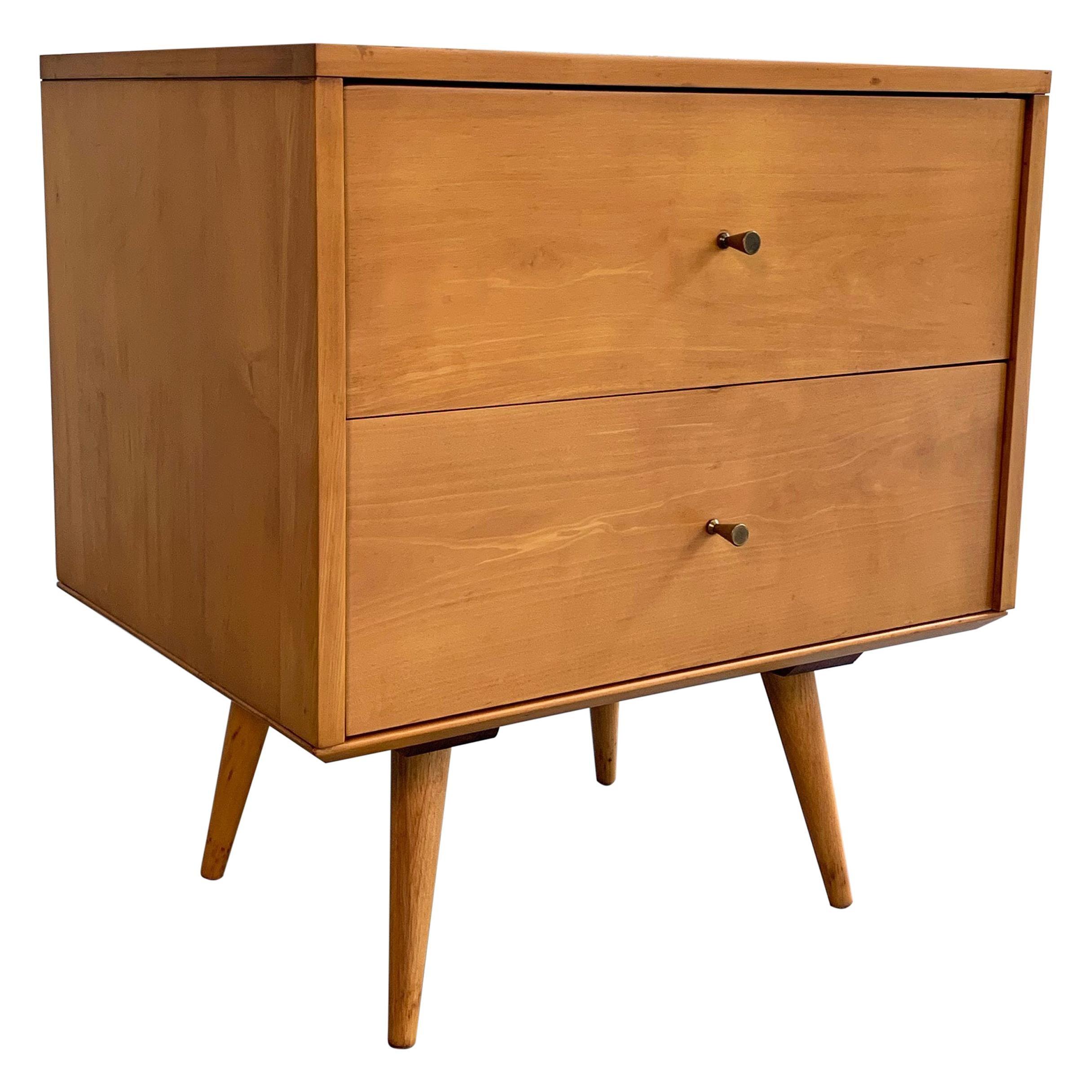 Paul McCobb Planner Group for Winchendon Maple Side Dresser