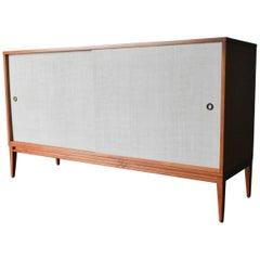 Paul McCobb Planner Group Maple Cabinet, circa 1965