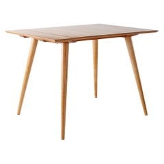 Paul McCobb Planner Group Maple Dining Table with Two Leaves, 1950s - Breakfast