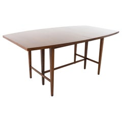 Paul McCobb Planner Group MCM Solid Wood 10 Person Dining Table
