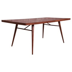 Paul McCobb Planner Group Mid-Century Modern Birch Dining Table, Refinished