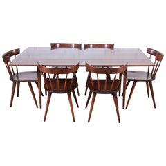 Paul McCobb Planner Group Mid-Century Modern Dining Set, Newly Restored
