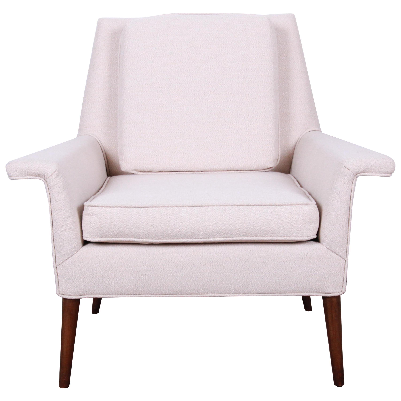 Paul McCobb Planner Group Mid-Century Modern Lounge Chair, 1950s