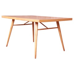 Paul McCobb Planner Group Mid-Century Modern Maple Extension Dining Table, 1950s