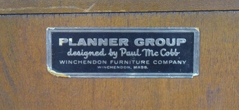 Paul McCobb Planner Group Modular Bookcase For Sale 5