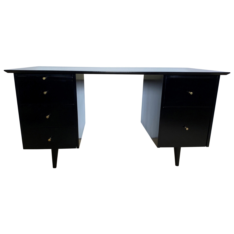 Paul McCobb Planner Group Pedestal Desk