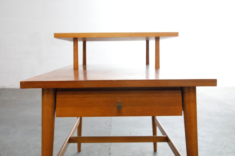 Paul McCobb Planner Group Side Table or Nightstand for Winchedon, circa 1950 For Sale 5