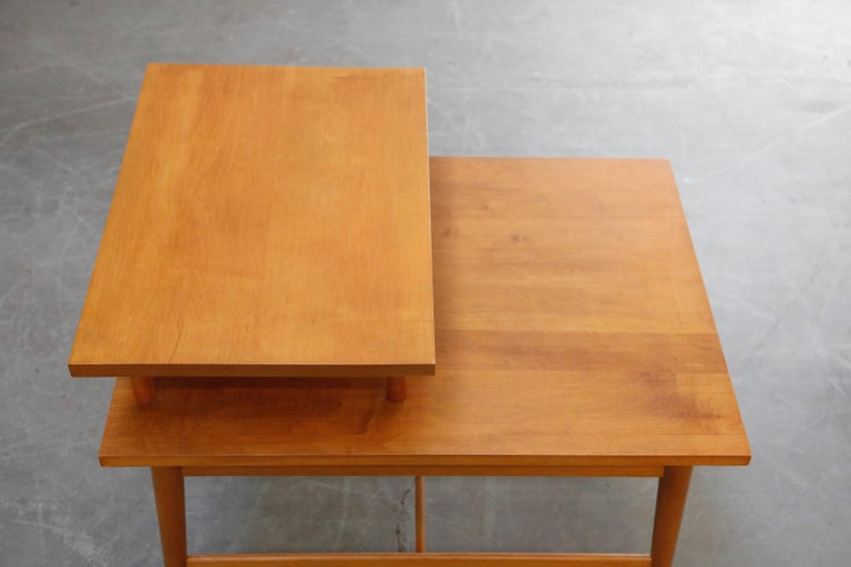 Paul McCobb Planner Group Side Table or Nightstand for Winchedon, circa 1950 For Sale 9
