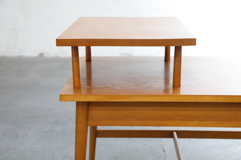 Paul McCobb Planner Group Side Table or Nightstand for Winchedon, circa 1950 For Sale 10