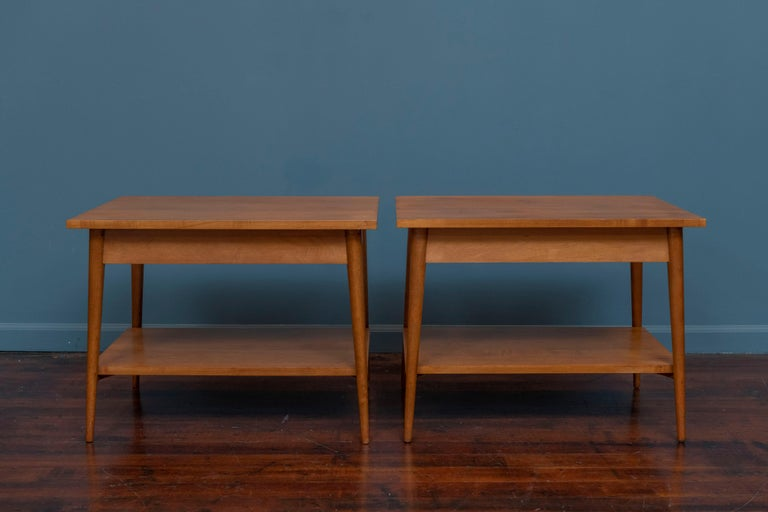 Paul McCobb Planner Group Side Tables for Winchendon For Sale 3