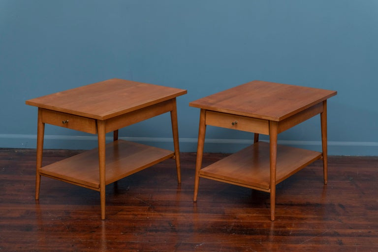 American Paul McCobb Planner Group Side Tables for Winchendon For Sale