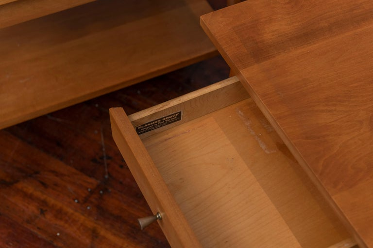 Maple Paul McCobb Planner Group Side Tables for Winchendon For Sale