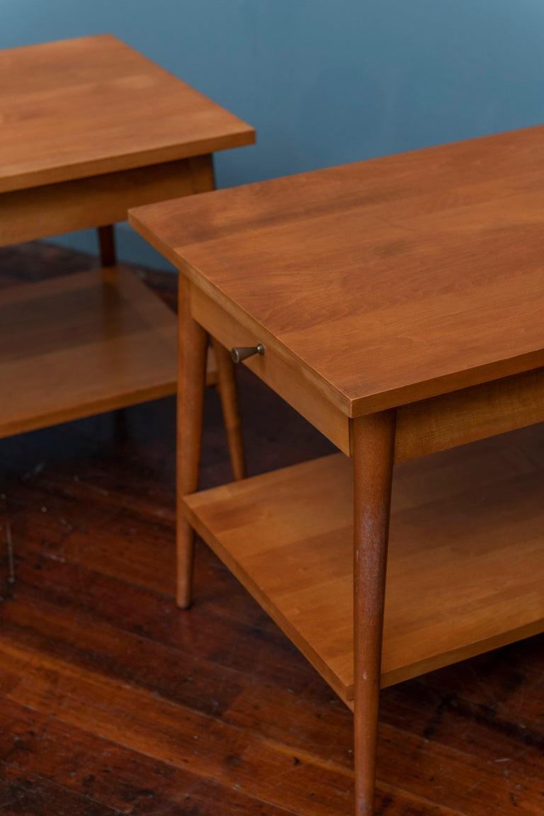 Paul McCobb Planner Group Side Tables for Winchendon For Sale 1