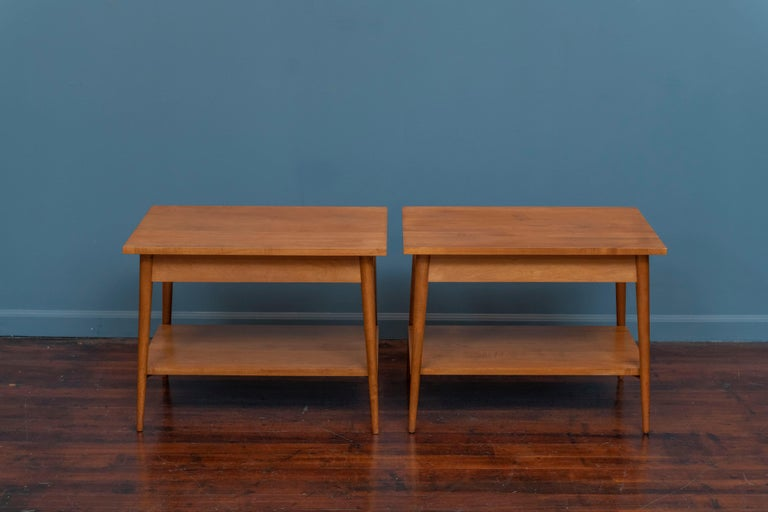 Paul McCobb Planner Group Side Tables for Winchendon For Sale 2