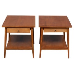 Paul McCobb Planner Group Side Tables for Winchendon