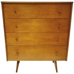 Paul McCobb Planner Group Tall Chest