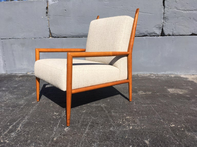 Beautiful Paul McCobb planner lounge chair.