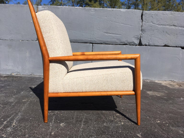 Mid-20th Century Paul McCobb Planner Lounge Chair For Sale