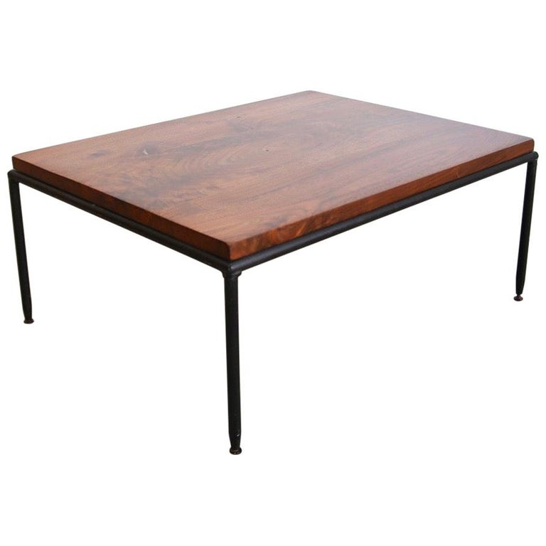 Paul McCobb Refinished End Table Long and Low For Sale