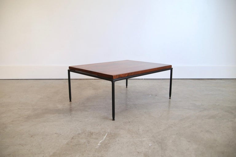 Mid-Century Modern Paul McCobb Refinished End Table Long and Low For Sale