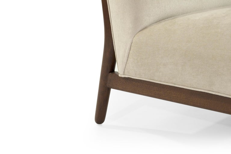 Paul McCobb Slipper Chairs, 1950s 3