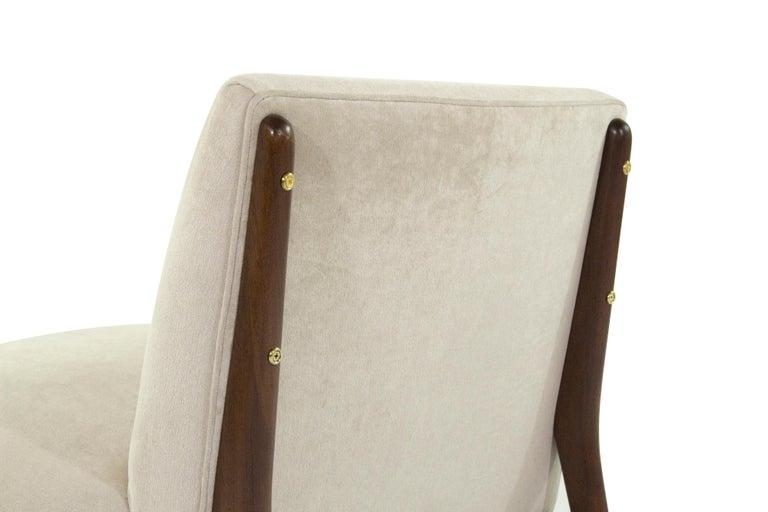 Paul McCobb Slipper Chairs, 1950s 4