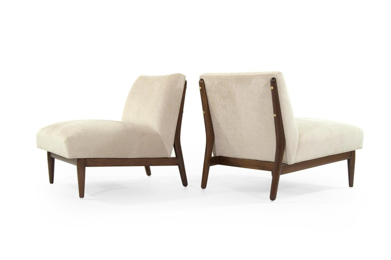 American Paul McCobb Slipper Chairs, 1950s For Sale