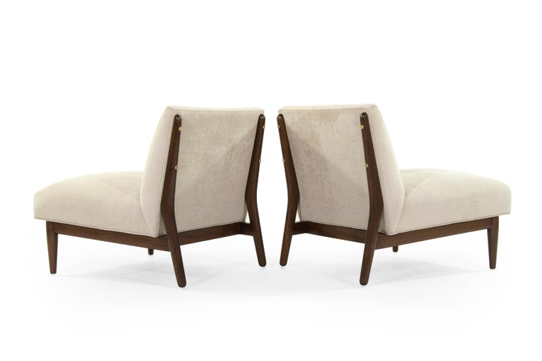 Paul McCobb Slipper Chairs, 1950s In Excellent Condition In Stamford, CT