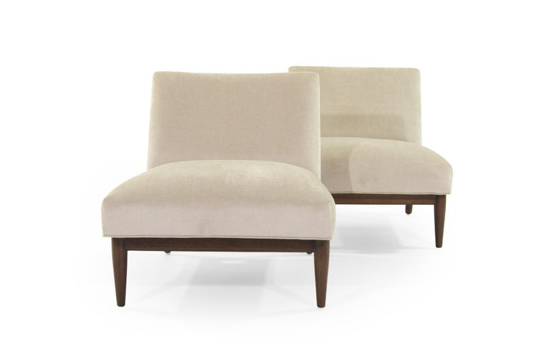 20th Century Paul McCobb Slipper Chairs, 1950s For Sale