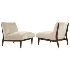 Paul McCobb Slipper Chairs, 1950s