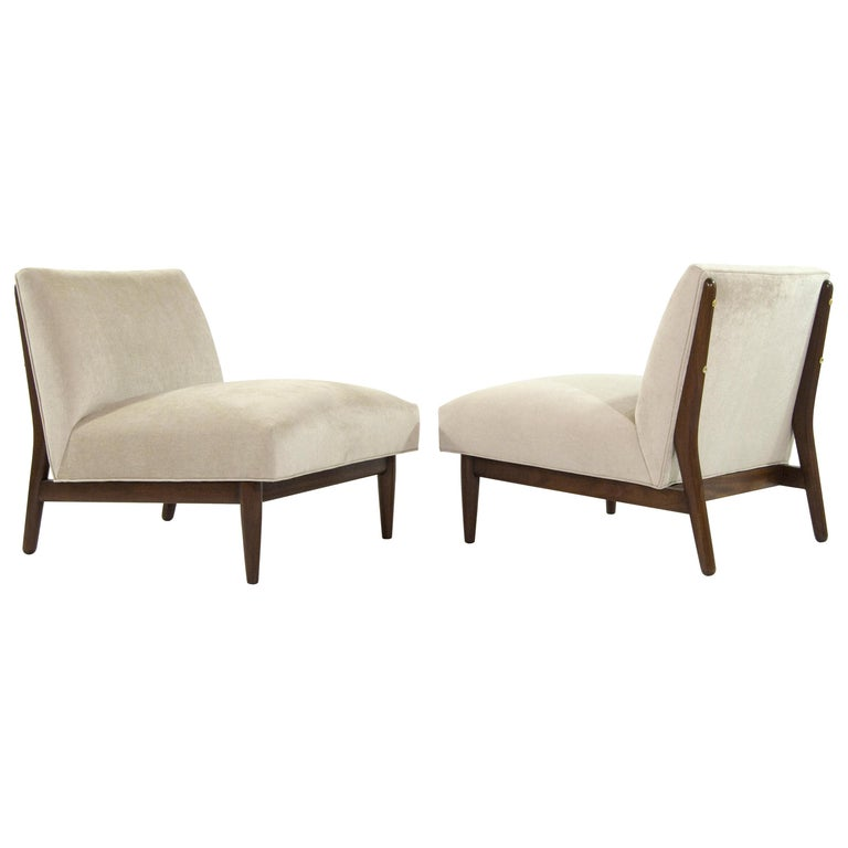 Paul McCobb Slipper Chairs, 1950s For Sale