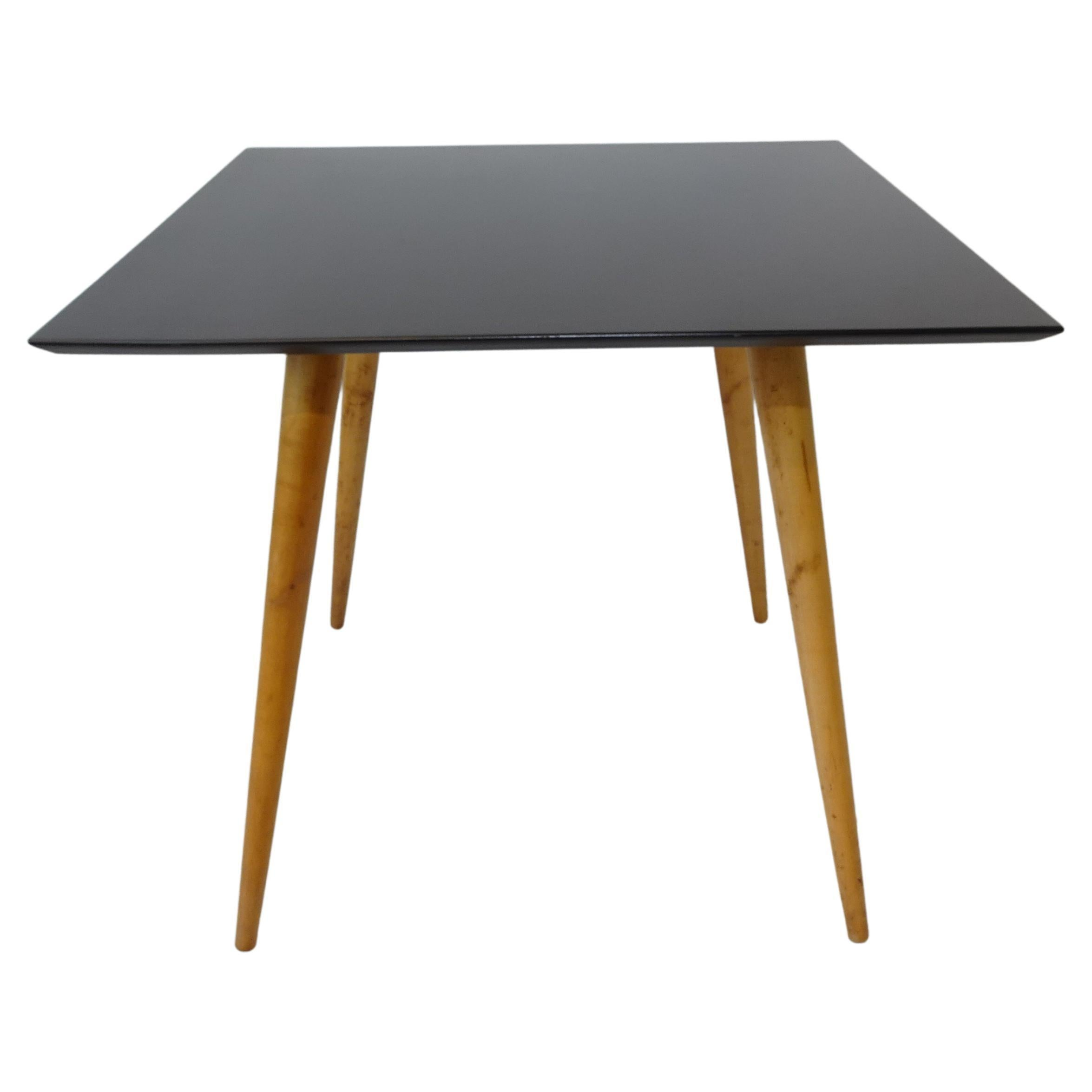 Paul McCobb Small Dining / Game Table for Planner Group