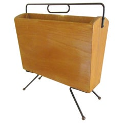Paul McCobb Style Magazine Rack