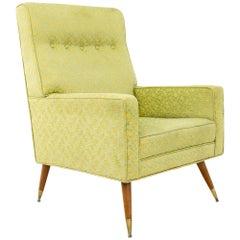 Paul McCobb Style Midcentury Lounge Chair