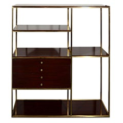 Paul McCobb Style Room Divider / Bookcase