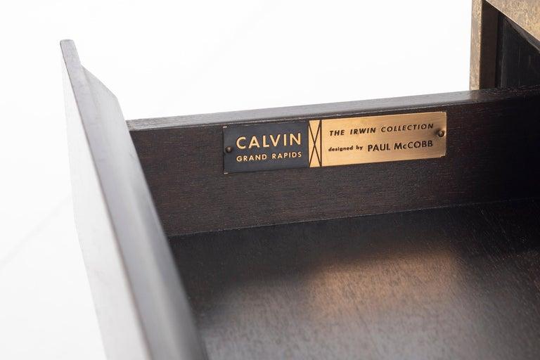 Paul McCobb Travertine Coffee Table For Sale 4