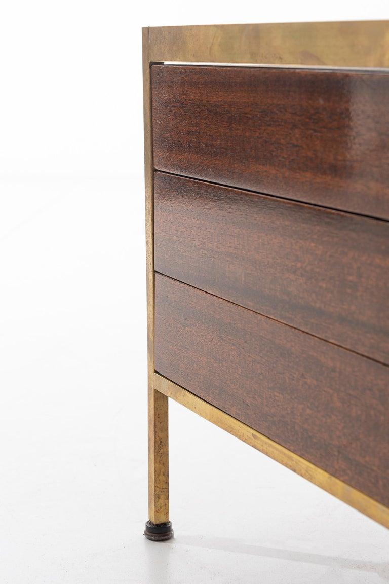 Paul McCobb Travertine Coffee Table For Sale 5