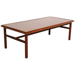 Paul McCobb Walnut Coffee Table AltaVista Lane Mid-Century Modern
