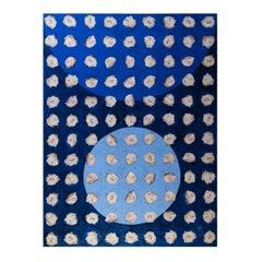 'Of Stars and Roses,' by Paul Medina, Acrylic and Mixed Media Painting